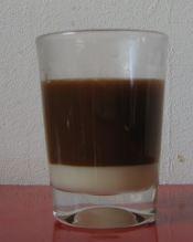 caffe bonbon