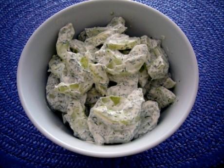 gurkensalat - Kochen für Schlampen