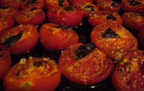 Tomaten nachOfen