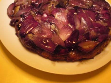 Zwiebel-Gorgonzola-Tarte
