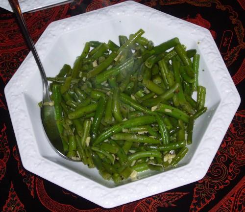 grüneBohnen
