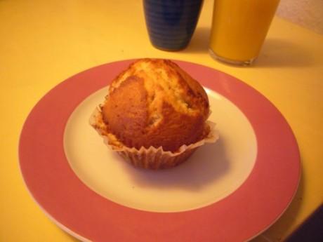 Marmeladenmuffin