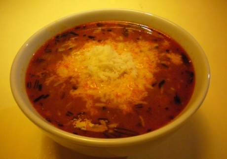 toskanische bohnensuppe