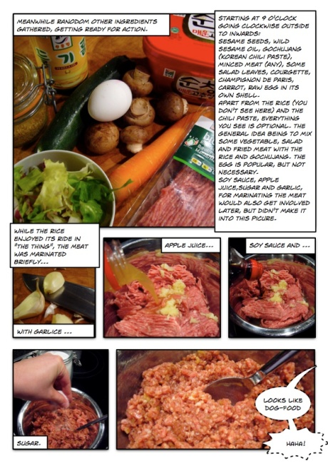 The Amazing Bibimbap page 2