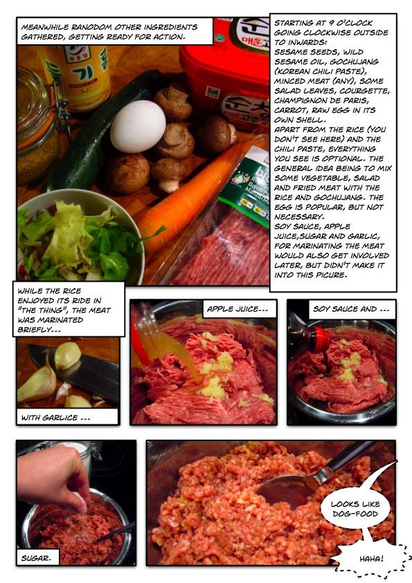 The Amazing Bibimbap page 2
