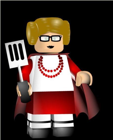 Lego-ego