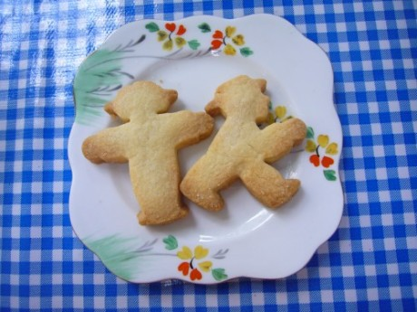 Ampelmännchen Short Bread