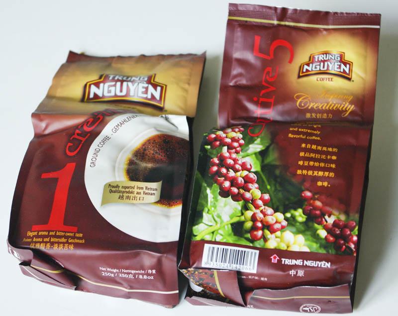 Produktentdeckung: Vietnamesischer Kaffee   Kochen für ...