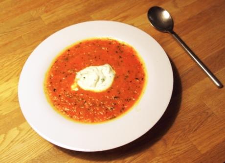 Fenchel-Tomatensuppe - Kochen für Schlampen