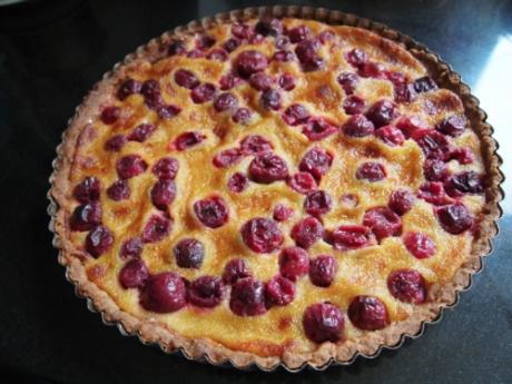 Gooseberry Tart - Kochen für Schlampen