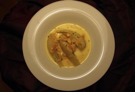 Kochen für Schlampen: Sahnefenchel mit Mandeln