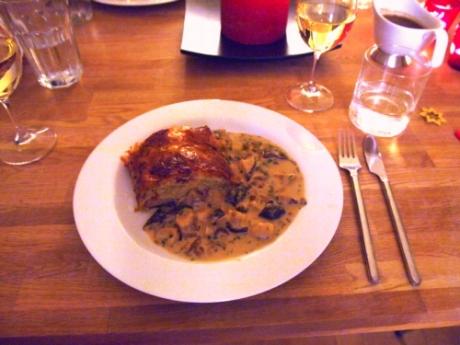 Wirsingstrudel | Kochen für Schlampen