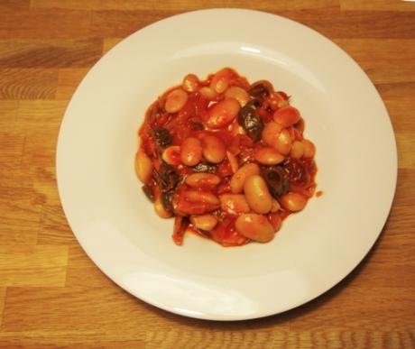 Türkische Bohnensuppe | Kochen für Schlampen