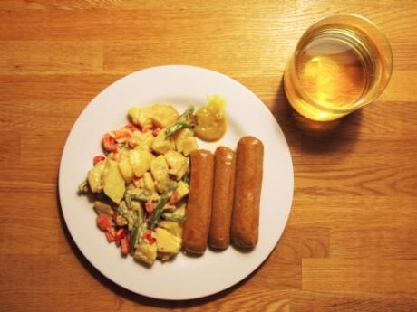 Kochen für Schlampen | Einfaches Abendessen