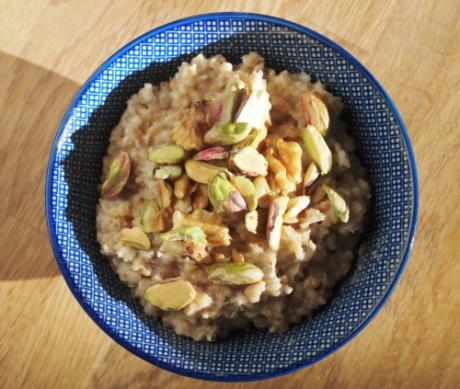 Kochen für Schlampen | Slow Cooker Porridge