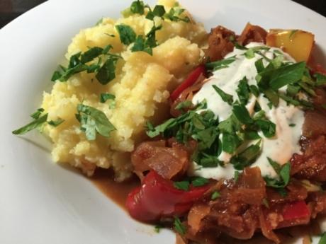 Paparika-Sauerkraut-Gulasch | Kochen für Schlampen