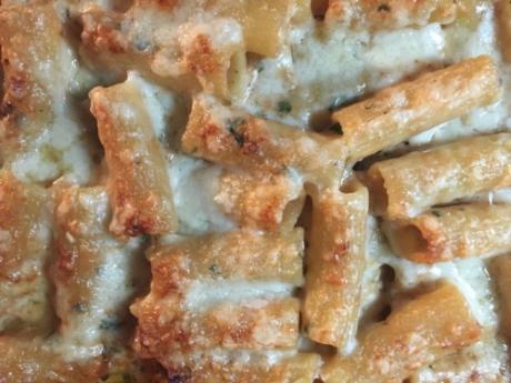 Marmite Pasta Bake - Kochen für Schlampen