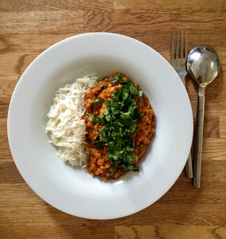 Kochen für Schlampen - Linsencurry